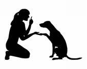 clipart dog etiquette wmc